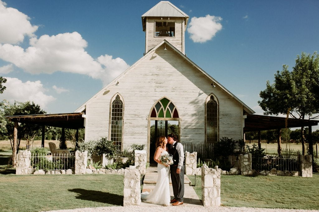 New Braunfels Wedding Venue