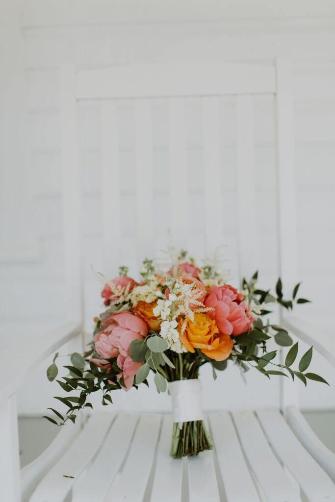 Floral wedding trends 2021