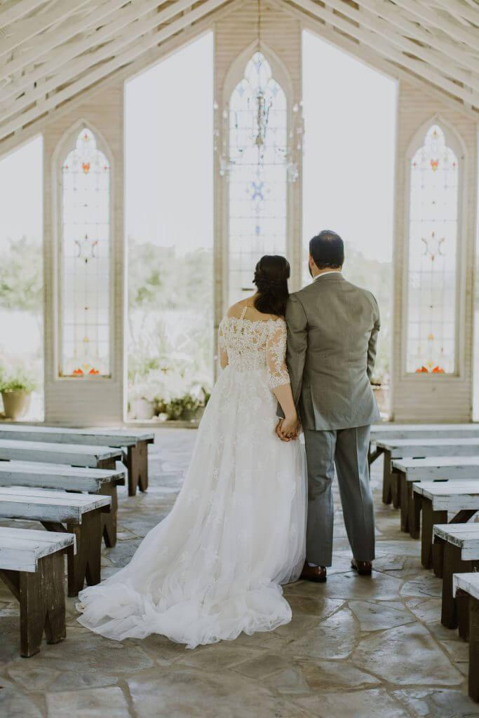 Open Air Wedding Trend