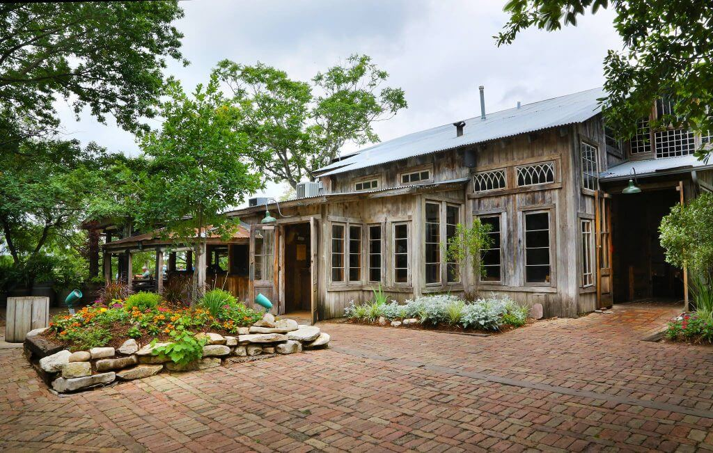 The Girstmill is the ideal place for a rehearsal dinner in Gruene Texas