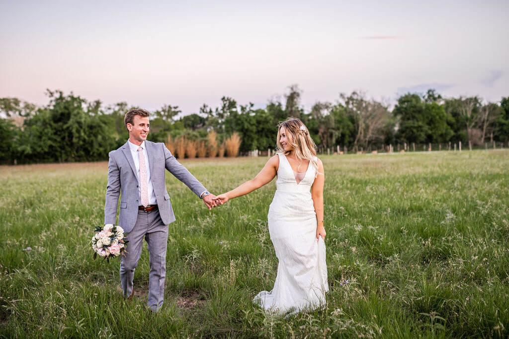 Elegant southern charm wedding