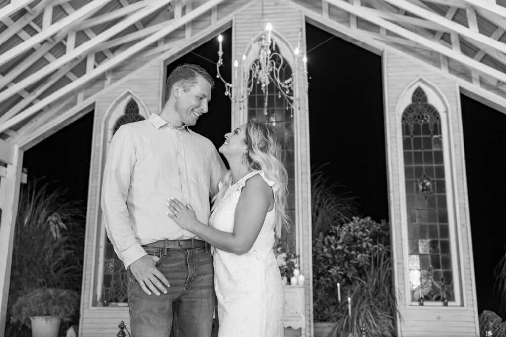 Gruene Wedding Engagement