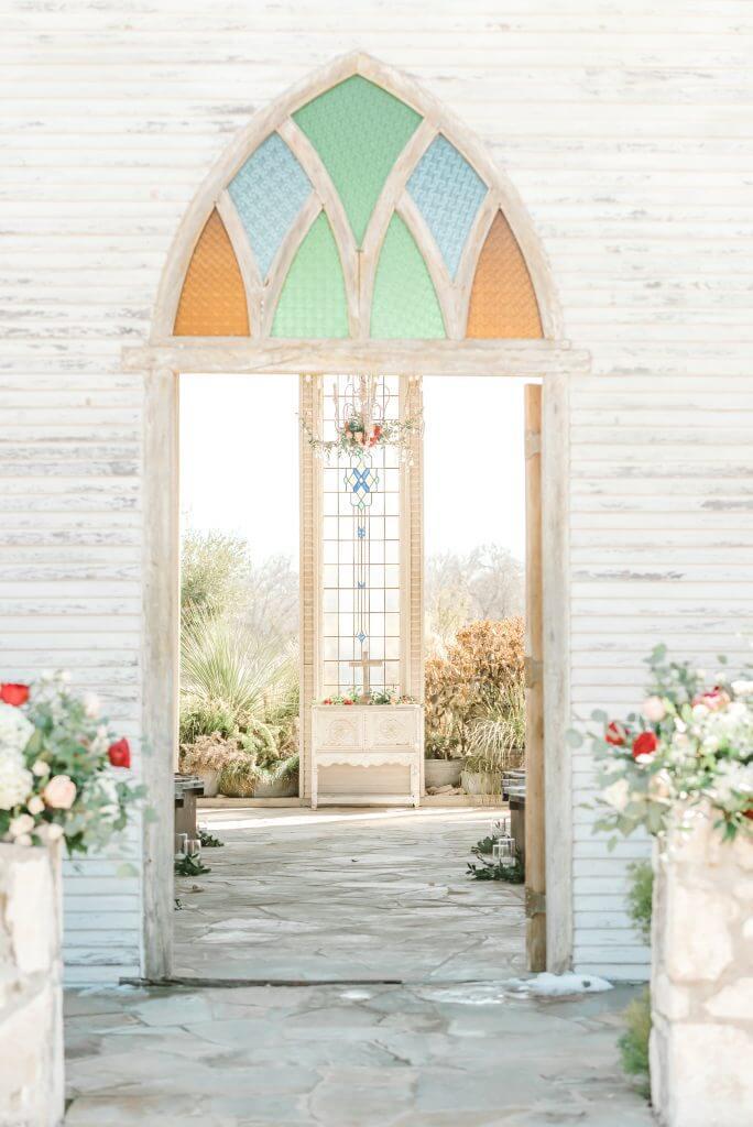 Gruene Texas Wedding Chapel