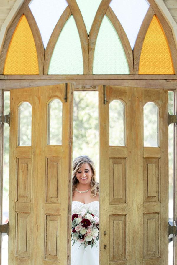 Texas Open Air Wedding Chapel