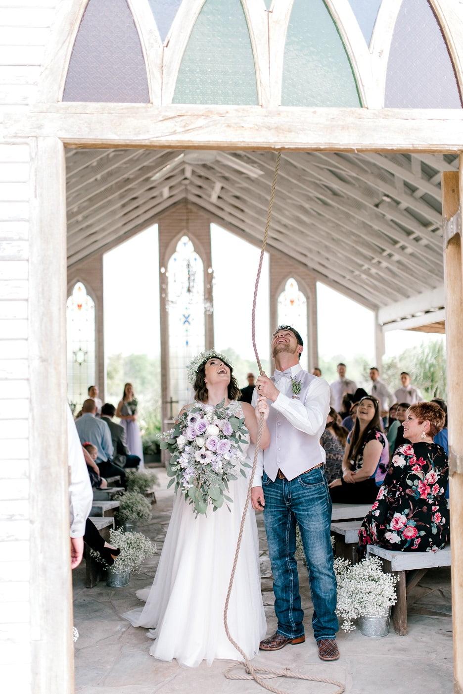 Open Air Wedding Chapels Texas