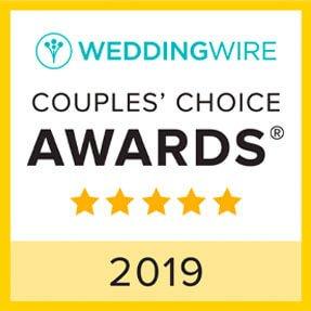 WeddingWire - Couples Choice 2019