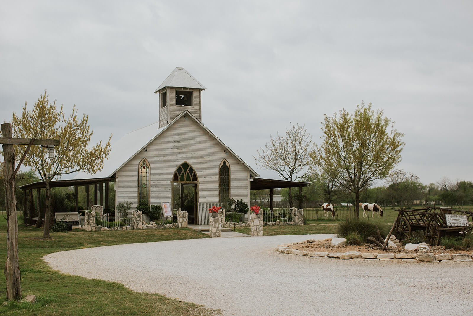 Hill Country Wedding Chapel