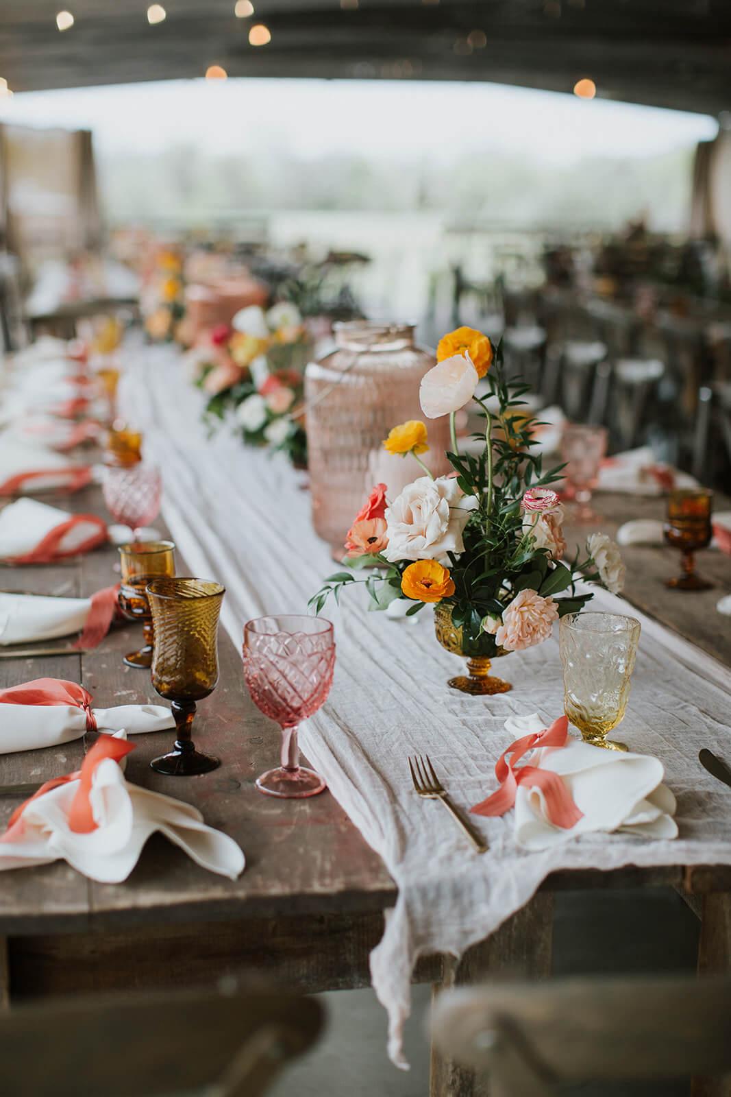 New Braunfels Rustic Wedding
